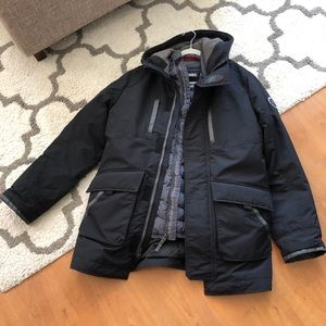 Abercrombie Fitch Double Layer Jacket